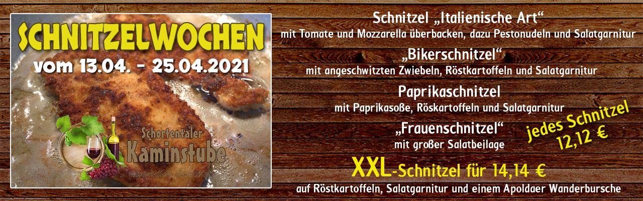SLIDER-Schnitzel